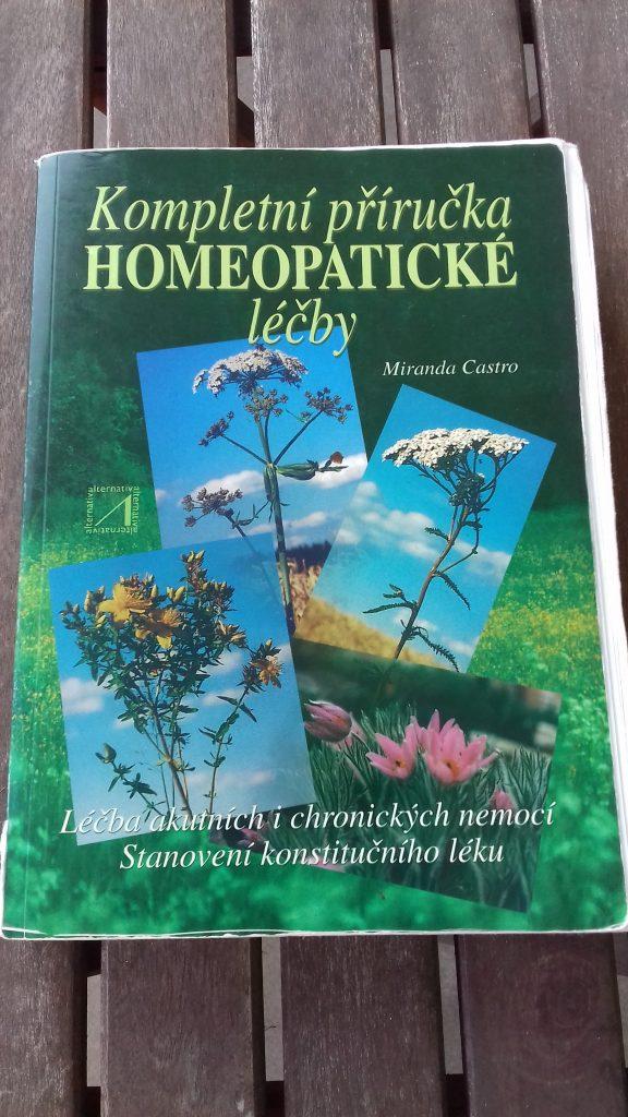 Kompletní příručka homeopatické léčby